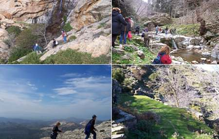 Naxos Hiking